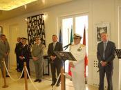Tirana/ L'Ammiraglio Binelli Mantelli alla cerimonia chiusura della Delegazione Italiana Esperti Albania