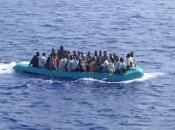 Naufragio migranti davanti alla Libia. morti