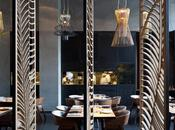 Allegro allegretto: foscarini arreda taizu restaurant tel-aviv
