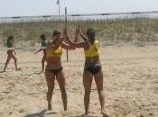 Beach volley: Eleonora Gili Simona Serrano ritorno dalla quarta tappa campionato