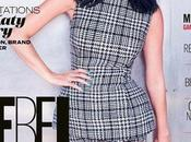 star Katy Perry domina cover Elle Magazine Settembre 2013