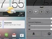 Apple rimuovere Play Store l'applicazione Control Center simile iOS7!