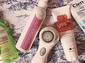 Clarisonic Chronicles: week