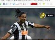 Clamoroso dalla Turchia: Ronaldinho obiettivo Napoli!