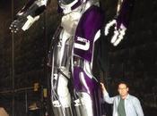 Bryan Singer mostra Twitter gigantesca sentinella X-Men: Giorni Futuro Passato