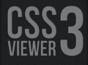 sguardo nuovo CSS3 Viewer