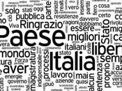 Word Cloud Videomessaggio Berlusconi