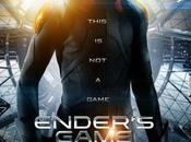 Un'armatura spaziale Butterfield final poster Ender's Game