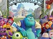 MONSTERS UNIVERSITY Ancora nuova clip l'imminente Disney Pixar