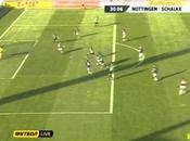 Nottingen-Schalke 0-2, video highlights