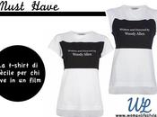 Must Have t-shirt Cècile vive film… Woody Allen