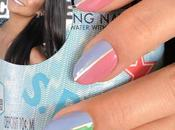 Beauty Lifestyle Shay Mitchell nail bicolor