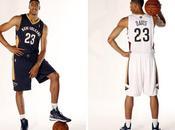 Orleans Pelicans, nuove jersey nella