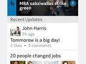 LinkedIn gratuito Nokia Asha full touch
