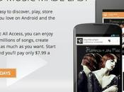 Google Play Music Unlimited arriva italia
