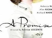 """""""Una promesse"""" Patrice Leconte film sorpresa (fuori concorso) della edizione Festival Venezia; Carrie Fisher completa giuria Concorso"""