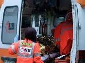 Coppia travolta furgone lungomare Gaeta Morta ventenne