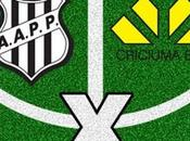 Ponte Preta-Criciuma 3-1, video highlights