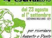 Contro Festival della canzone d`impegno Castagnole Delle Lanze (AT) agosto settembre 2013.