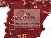 Vuelta 2013, percorso tappe nibali favoriti