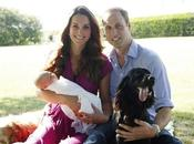 NEWS primi scatti ufficiali William, Kate George