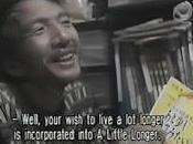 """Koreeda Hirokazu's """"August Without Him"""" (彼のいない八月が, Kare inai hachigatsu"""