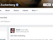 Facebook: hackerato profilo Mark Zuckerberg