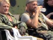 Dolph Lundgren Randy Couture arrivano Expendables
