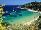 spiagge della maremma: cala violina marina alberese