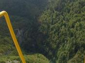Bungee Jumping sull'Altopiano Asiago