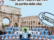 """S.S. Lazio aiuta So.Spe Suor Paola canzone """"Replay Ha""""."""