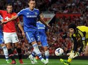 Manchester United-Chelsea 0-0: Blues d'acciaio, vede mano