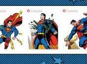 Superman: immagini francobolli anni