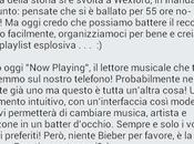 Playing: lettore musicale stile Holo disponibile gratuitamente Play Store