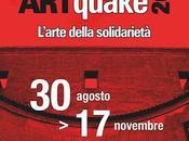 ARTquake MANTOVA 2013
