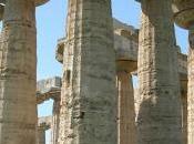 Paestum, luna Magna Grecia.