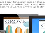 Apple lancia iWork iCloud tutti utenti windows