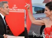 George Clooney Sandra Bullock aprono Festival Venezia 2013