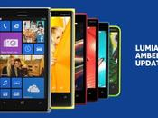 Nokia Lumia 920: l'update Amber disponibile modelli No-Brand Italia