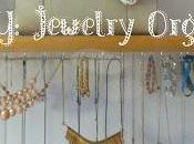 #DIY Jewelry Organizer