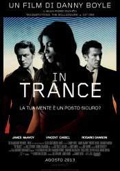 Recensione film Trance: l'intrigante thriller Danny Boyle