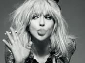Courtney LOVE Girl diventa pittrice