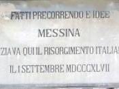 MESSINA: Commemorazione dell'inizio moti rivoluzionari dell'1 settembre 1847