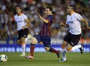 Liga, Barça espugna Valencia; pari spettacolo derby andaluso