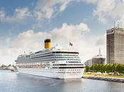 porto Riga saluta Costa Pacifica ultimo scalo della stagione