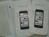 iPhone imballaggio, manuale d'uso altro ancora