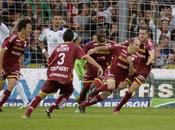 Jupiler League: spettacolo Waregem, pari Genk Standard ancora punteggio pieno