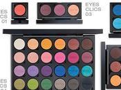Kiko Infinity Eyeshadow Ombretto alta pigmentazione sistema riposizionabile [Clic System].
