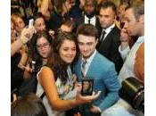 Daniel Radcliffe, l'ex Harry Potter assalito dalle Venezia (foto)