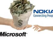 alla fine… Micorsoft compra Nokia almeno quello vale pena comprare).